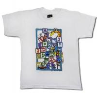 Aleph Bet T-Shirt